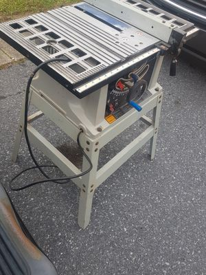 Workshop table saw for Sale in Harrisburg, PA