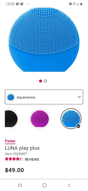 Original Foreo Luna Play Plus - Sealed for Sale in Corona, CA