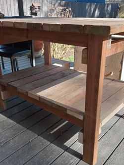 Handmade Table for Sale in Vancouver,  WA