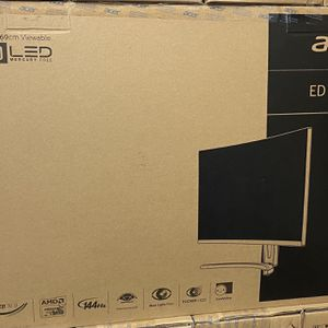 "ACER ED273 ABIDPX 27"" CURVED GAMING MONITOR 1080P 144Hz FREE-SYNC for Sale in Glendale, CA"