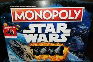 Monopoly Star Wars Edition for Sale in Brooklyn, MD