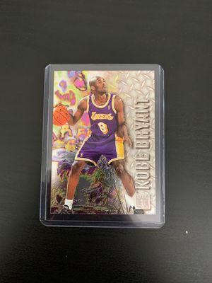 KOBE BRYANT FLEER METAL 96-97 ROOKIE BASKETBALL CARD. MINT for Sale in Glendale, CA