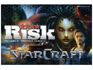Brand New Starcraft Risk Collector's Edition Board Game for Sale in Arcadia, CA