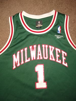 Throwback Jersey for Sale in Milwaukee, WI