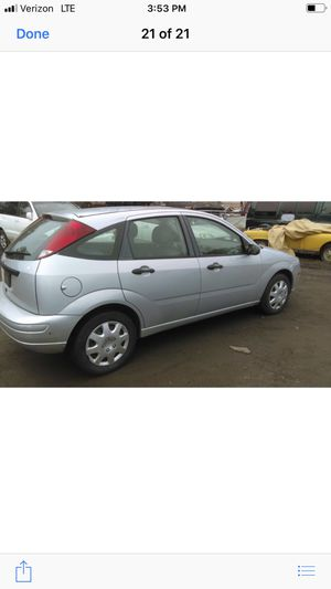 06 Ford Focus for Sale in Fort Washington, MD