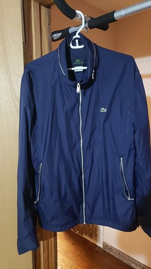 Lacoste jacket for Sale in San Angelo, TX