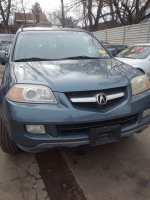 2005 MDX no issues at all backup camera leather sunroof navigation three row seats for Sale in Philadelphia, PA