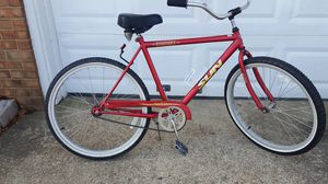 men's sun boardwalk beach cruiser red great bike for Sale in Chesapeake, VA