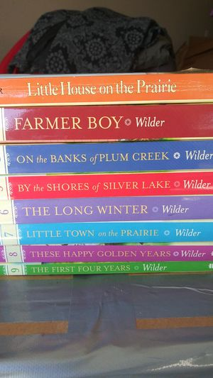 Little House on the Prairie Books for Sale in Vancouver, WA