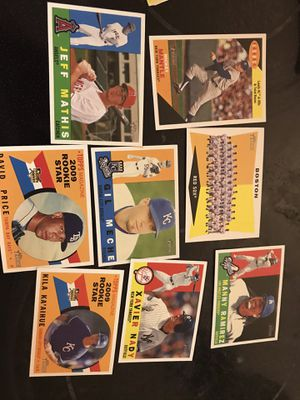 Baseball cards new $20 for all for Sale in Salt Lake City, UT