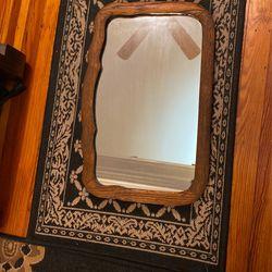 Antique Mirror - Oak for Sale in Baltimore,  MD