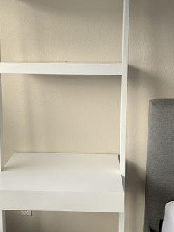 Crate & Barrel Sawyer White Desk Shelf x2 for Sale in Portland,  OR