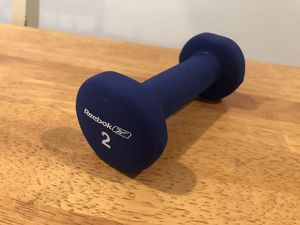 Reebok 2 Pound Hand Weight for Sale in Midland, TX