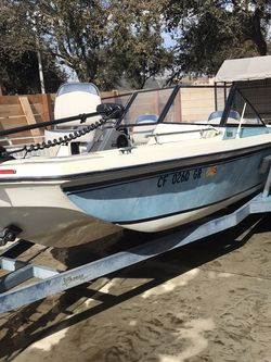 1979 Ranger - Fishing/ Skii Boat for Sale in Tulare,  CA