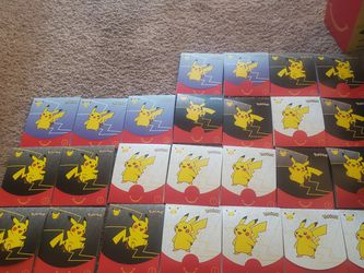 Pokemon 2021 McDonald's packs X25 Count for Sale in Bloomington,  IL