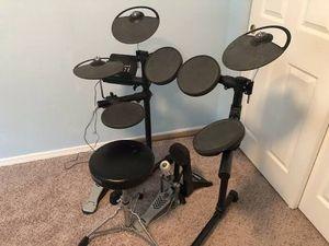 yahmaha DTX450 electric drum set for Sale in Boynton Beach, FL