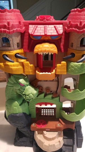 Fisher Price Imaginenext Dragon World fortress for Sale in Itasca, IL