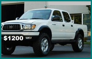 Price$1200 Toyota Tacoma for Sale in Inglewood, CA