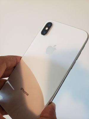 iPhone X , Unlocked for All Company Carrier,  Excellent Condition like New for Sale in Springfield, VA
