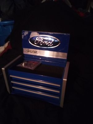 """""""Snap-On"""" Brand New* Rare , Micro top Ford special Edition tool box for Sale in Tulsa, OK"""