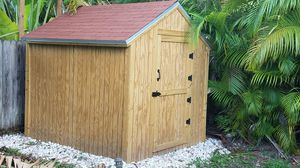 Wooden Shed 7x8 ft for Sale in Miami, FL