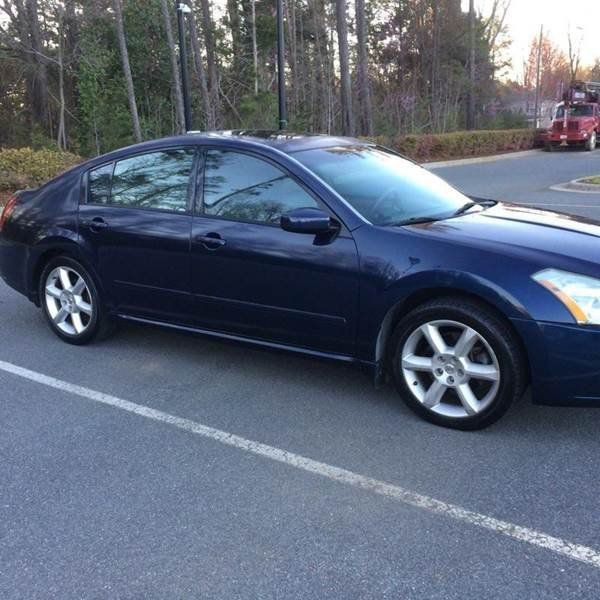 2007 Nissan Maxima For Sale In Charlotte, NC