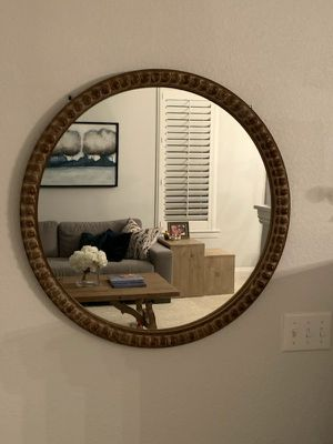 Decorative wall mirror for sale for Sale in Etiwanda, CA