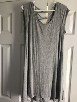 Gray Dress from Papaya (L) for Sale in Murfreesboro, TN