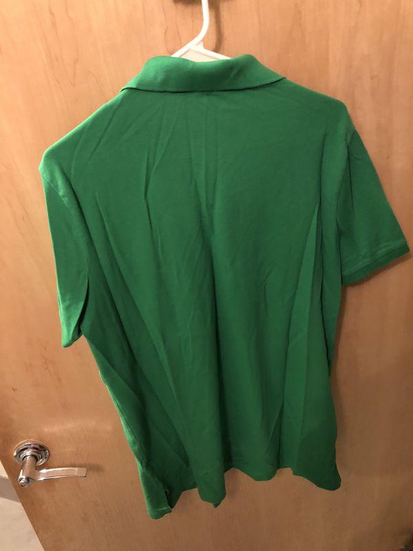 Green Polo Ralph Lauren Golf Shirt