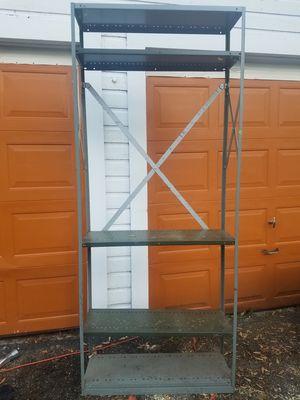 Metal shelve for Sale in Pontiac, MI