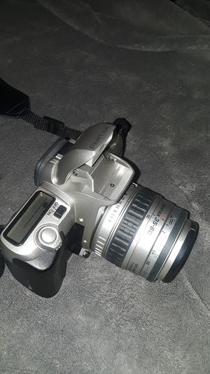 Pentax ZX-50 w/ 35-80 Lens for Sale in Saint Petersburg, FL