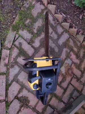 McCulloch Pro Mac 610 vintage chainsaw for Sale in Silver Spring, MD
