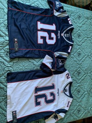 New England Patriots Nike Jerseys (Size M) for Sale in Lynwood, CA