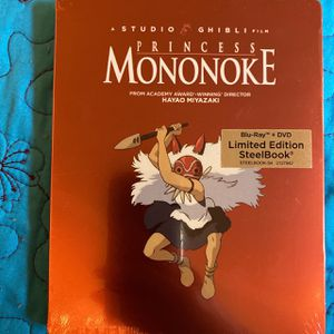Princess Mononoke Limited Edition Disc for Sale in Los Angeles, CA
