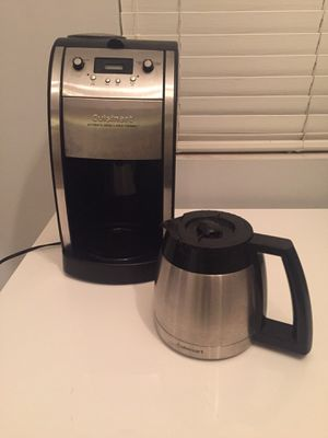 Cuisinart coffee maker for Sale in Santa Monica, CA
