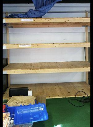Heavy Duty Shelf Unit (send me your best offer ) for Sale in Miramar, FL