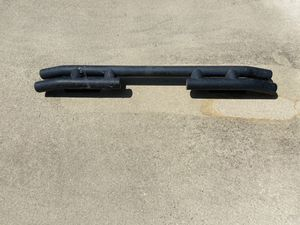 Jeep wrangler Front+Back bumper for Sale in Fort Mill, SC