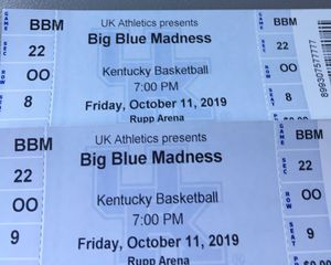 Big Blue Madness Tickets for Sale in Lexington, KY