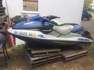 Seadoo Bombardier GTX 2001 for Sale in Manchester, CT