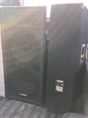 DJ equipment, speakers for Sale in Hayward, CA