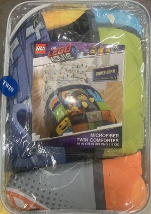 "Twin LEGO MOVIE Comforter ""Brand New "" for Sale in Detroit, MI"