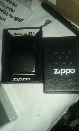 Zippo all chrome for Sale in Lake Elsinore, CA