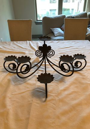 Candelabra (very good condition) for Sale in Frisco, TX