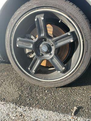 18 inch rims for Sale in Renton, WA