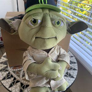 Yoda Doll, Star Wars for Sale in San Diego, CA