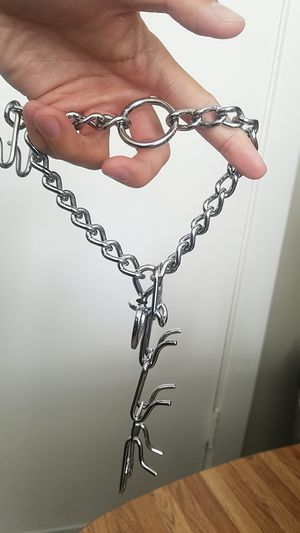 Dog Pinch Collar (adjustable size) for Sale in Coronado, CA
