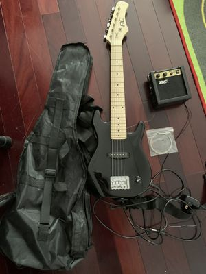 Kids electric guitar for Sale in Dedham, MA