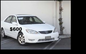 Price$600 Camry 2002 for Sale in Baton Rouge, LA