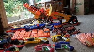 Nerf gun package for Sale in Essex, MD