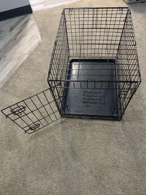 Small sized dog crate for Sale in Pasco, WA